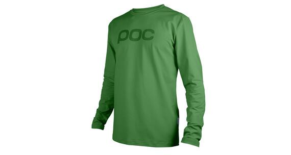 POC Trail jersey lange mouwen Heren groen